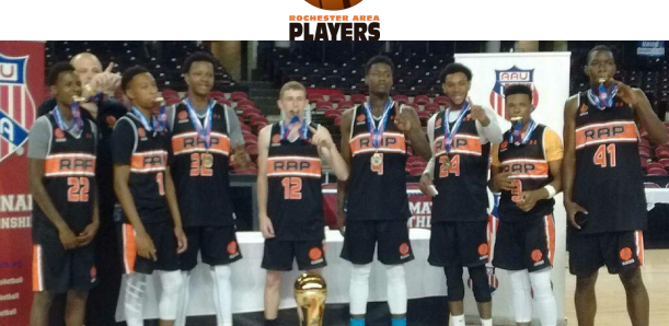 RAP Stars Win AAU National Championship