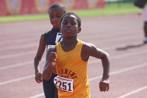 AAU TRACK AND FIELD PARTNERS WITH FLOSPORTS